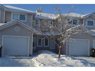 Photo 1: #9 - 103 Berini DRIVE in Saskatoon: Erindale Condominium for sale (Saskatoon Area 01)  : MLS®# 450315