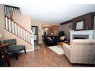 "Photo 2: 51 5811 122ND Street in Surrey: Panorama Ridge Townhouse for sale in ""Lakebridge"" : MLS®# F1314502"