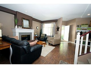 "Photo 3: 51 5811 122ND Street in Surrey: Panorama Ridge Townhouse for sale in ""Lakebridge"" : MLS®# F1314502"