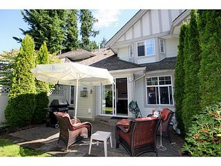 "Photo 20: 51 5811 122ND Street in Surrey: Panorama Ridge Townhouse for sale in ""Lakebridge"" : MLS®# F1314502"