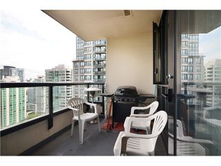 "Photo 11: 2305 928 HOMER Street in Vancouver: Yaletown Condo for sale in ""YALETOWN PARK 1"" (Vancouver West)  : MLS®# V1023790"
