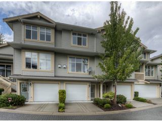 "Photo 1: # 3 14959 58TH AV in Surrey: Sullivan Station Townhouse for sale in ""Skylands"" : MLS®# F1320978"