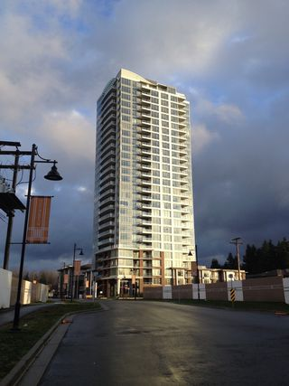 Photo 1: 1106 3102 Windsor Gate in Coquitlam: New Horizons Condo for sale : MLS®# V1038907