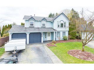 Photo 1: 11902 BRUCE PL in Maple Ridge: Southwest Maple Ridge House for sale : MLS®# V1053010