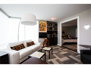 Photo 6: # 602 1311 BEACH AV in Vancouver: West End VW Condo for sale (Vancouver West)  : MLS®# V1072911