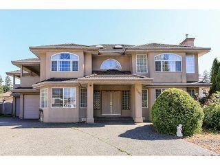 "Photo 1: 13362 59TH Avenue in Surrey: Panorama Ridge House for sale in ""NORTHRIDGE"" : MLS®# F1419703"