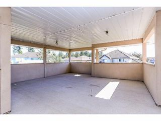 "Photo 18: 13362 59TH Avenue in Surrey: Panorama Ridge House for sale in ""NORTHRIDGE"" : MLS®# F1419703"