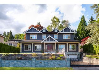 Photo 1: 1365 Palmerston Av in West Vancouver: Ambleside House for sale : MLS®# V1066234