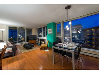 Photo 8: # 702 183 KEEFER PL in Vancouver: Downtown VW Condo for sale (Vancouver West)  : MLS®# V1102479