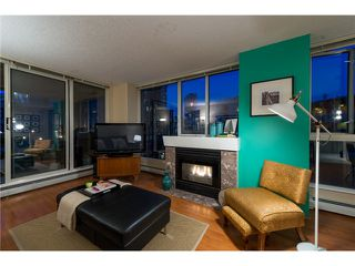 Photo 9: # 702 183 KEEFER PL in Vancouver: Downtown VW Condo for sale (Vancouver West)  : MLS®# V1102479