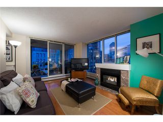Photo 2: # 702 183 KEEFER PL in Vancouver: Downtown VW Condo for sale (Vancouver West)  : MLS®# V1102479