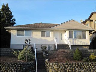 Photo 1: 4247 WINNIFRED ST in Burnaby: South Slope House for sale (Burnaby South)  : MLS®# V1109144