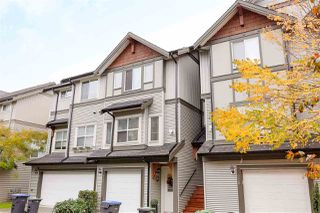 Photo 1: 25 1055 RIVERWOOD GATE in PORT COQ: Riverwood Townhouse for sale (Port Coquitlam)  : MLS®# R2008388