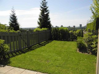 Photo 6: 18 1362 PURCELL DRIVE in Coquitlam: Westwood Plateau Townhouse for sale : MLS®# R2009945