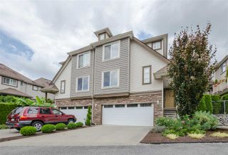 Photo 1: 25 46778 HUDSON ROAD in Sardis: Promontory Townhouse for sale : MLS®# R2099133