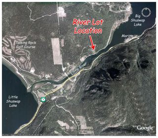 Photo 3: 181 12 Little Shuswap Lake Road in Chase: Little Shuswap River Vacant Land for sale : MLS®# 137093