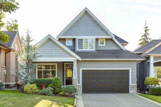 Main Photo: 3685 155 STREET in Surrey: Morgan Creek House for sale (South Surrey White Rock)  : MLS®# R2119075