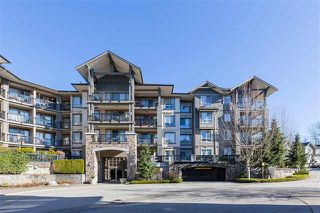 Photo 1: 205 2969 Whisper Way in Coquitlam: Westwood Plateau Condo for sale : MLS®# R2357123