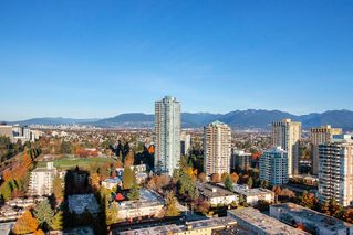 "Photo 2: 2705 4333 CENTRAL Boulevard in Burnaby: Metrotown Condo for sale in ""THE PRESIDIA"" (Burnaby South)  : MLS®# R2419785"