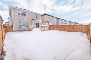 Photo 20: 43 Kilroy Street in Winnipeg: Prairie Pointe Residential for sale (1R)  : MLS®# 202004873