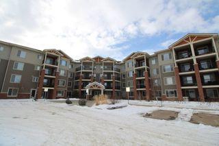 Main Photo: 320 3715 WHITELAW Lane in Edmonton: Zone 56 Condo for sale : MLS®# E4192714