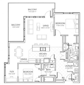 Photo 26: 401 5025 EDGEMONT Boulevard in Edmonton: Zone 57 Condo for sale : MLS®# E4195454