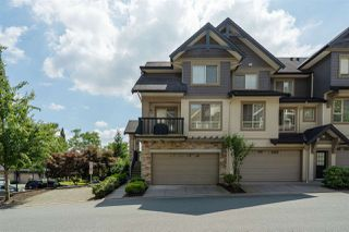 "Main Photo: 40 1370 PURCELL Drive in Coquitlam: Westwood Plateau Townhouse for sale in ""WHITETAIL LANE"" : MLS®# R2472750"
