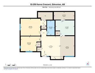 Photo 34: 52 2508 HANNA Crescent in Edmonton: Zone 14 Carriage for sale : MLS®# E4205917