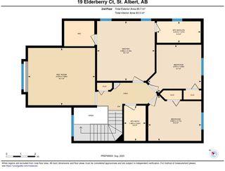 Photo 45: 19 ELDERBERRY Court: St. Albert House for sale : MLS®# E4224647