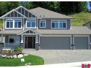"""Main Photo: 3788 LAUREN Court in Abbotsford: Abbotsford East House for sale in """"SANDYHILL ESTATES"""" : MLS®# F1204636"""