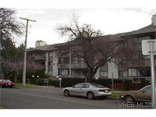 Photo 1: 102 1619 Morrison St in VICTORIA: Vi Jubilee Condo Apartment for sale (Victoria)  : MLS®# 327761