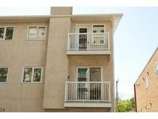 Photo 2: 220 Goulet Street in WINNIPEG: St Boniface Condominium for sale (South East Winnipeg)  : MLS®# 1215397