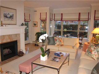 "Photo 3: 101 3790 W 7TH Avenue in Vancouver: Point Grey Condo for sale in ""THE CUMBERLAND"" (Vancouver West)  : MLS®# V990382"