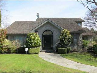 Main Photo: 1778 ALLISON Road in Vancouver West: University VW Home for sale ()  : MLS®# V881008