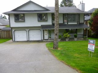 Photo 1: 1424 FOSTER Avenue in Coquitlam: Central Coquitlam House for sale : MLS®# V1008623