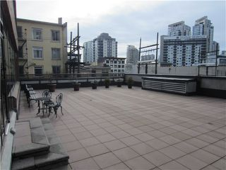 Photo 14: # 1013 1010 HOWE ST in Vancouver: Downtown VW Condo for sale (Vancouver West)  : MLS®# V1047672