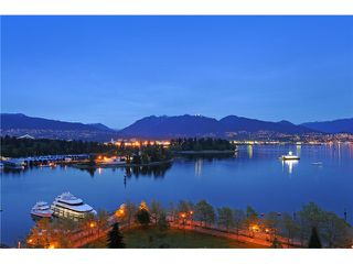Photo 15: # 1304 1281 W CORDOVA ST in Vancouver: Coal Harbour Condo for sale (Vancouver West)  : MLS®# V1064989