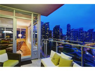 Photo 14: # 1304 1281 W CORDOVA ST in Vancouver: Coal Harbour Condo for sale (Vancouver West)  : MLS®# V1064989