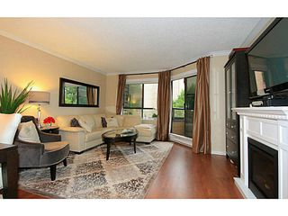 Photo 5: # 205 1690 AUGUSTA AV in Burnaby: Simon Fraser Univer. Condo for sale (Burnaby North)  : MLS®# V1071324