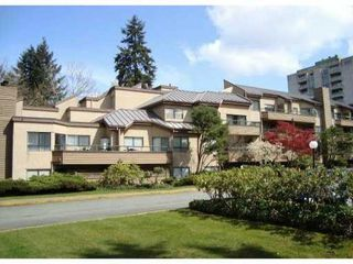 Photo 1: # 205 1690 AUGUSTA AV in Burnaby: Simon Fraser Univer. Condo for sale (Burnaby North)  : MLS®# V1071324