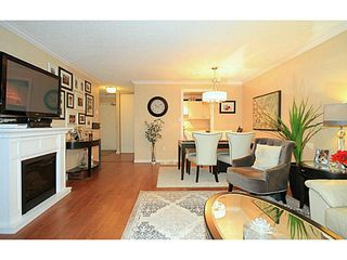 Photo 6: # 205 1690 AUGUSTA AV in Burnaby: Simon Fraser Univer. Condo for sale (Burnaby North)  : MLS®# V1071324
