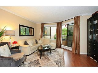 Photo 4: # 205 1690 AUGUSTA AV in Burnaby: Simon Fraser Univer. Condo for sale (Burnaby North)  : MLS®# V1071324