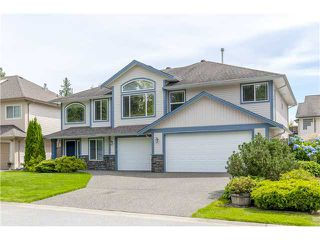 "Main Photo: 12090 237A Street in Maple Ridge: East Central House for sale in ""FALCON RIDGE ESTATES"" : MLS®# V1074091"