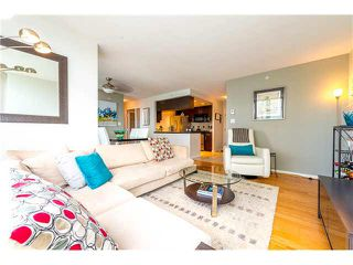 "Photo 3: 2105 1067 MARINASIDE Crescent in Vancouver: Yaletown Condo for sale in ""QUAY WEST II"" (Vancouver West)  : MLS®# V1076929"