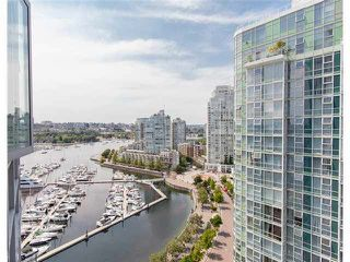 "Photo 1: 2105 1067 MARINASIDE Crescent in Vancouver: Yaletown Condo for sale in ""QUAY WEST II"" (Vancouver West)  : MLS®# V1076929"