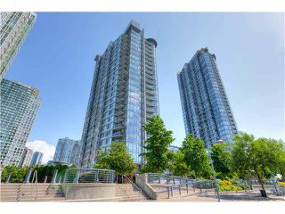 "Photo 2: 2105 1067 MARINASIDE Crescent in Vancouver: Yaletown Condo for sale in ""QUAY WEST II"" (Vancouver West)  : MLS®# V1076929"