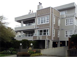 Photo 1: # 201 2110 YORK AV in Vancouver: Kitsilano Condo for sale (Vancouver West)  : MLS®# V1058982