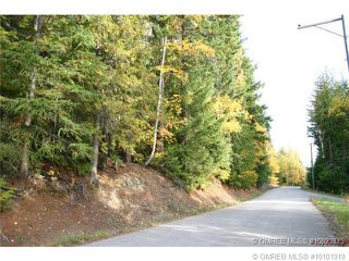 Photo 4: 23 Vickers Trail in Anglemont: Anglemont Estates Vacant Land for sale (North Shuswap)  : MLS®# 10131535
