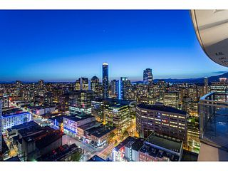 Photo 4: # 2706 833 SEYMOUR ST in Vancouver: Downtown VW Condo for sale (Vancouver West)  : MLS®# V1116829
