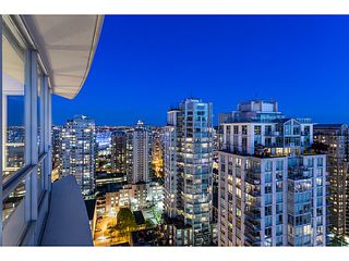 Photo 2: # 2706 833 SEYMOUR ST in Vancouver: Downtown VW Condo for sale (Vancouver West)  : MLS®# V1116829